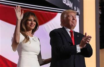 ¿Melania Trump mintió acerca de sus estudios profesionales?