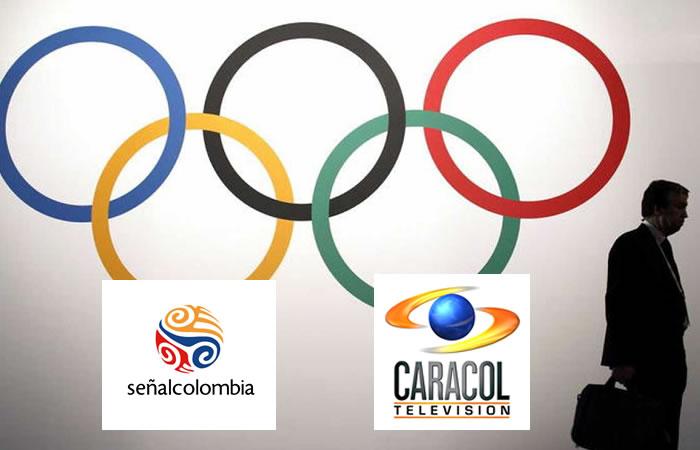 Río 2016: Señal Colombia no transmitirá los Olímpicos