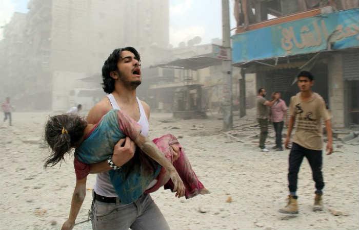 Siria: Bombardean un hospital  de Save The Children