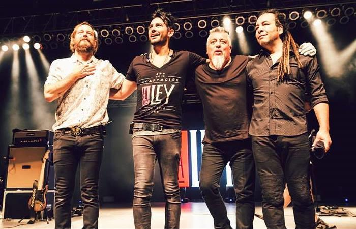 La banda chilena La Ley anunció su fin