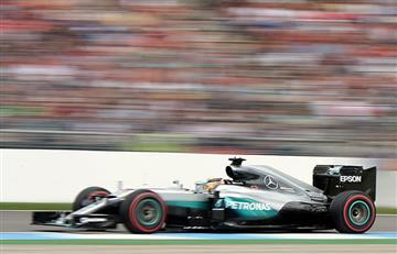 Lewis Hamilton ratifica sulidertoen Alemania
