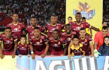 Liga Colombiana: Tolima golea y es líder provisional