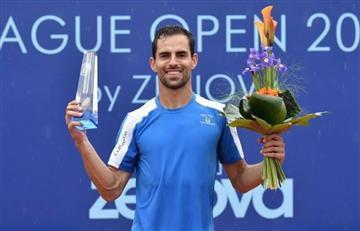 Santiago Giraldo campeón del Challenger de Praga