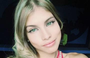 Modelo colombiana fue hallada muerta en México