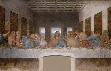 ¿Cuál es el secreto de 'La última cena' de Da Vinci?