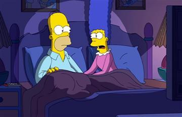 Donald Trump o Hillary Clinton, ¿Qué eligió Homero Simpson?