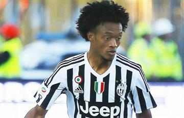 Juventus no quiere perder a Cuadrado