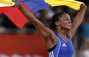 Lucha: ¿Cuándo compite Jackeline Rentería y los colombianos en Río 2016?