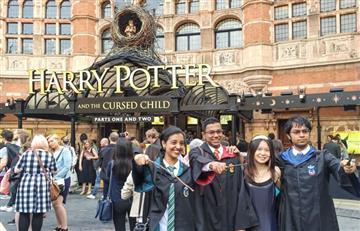 Obra de teatro de 'Harry Potter' la sensación en Londres