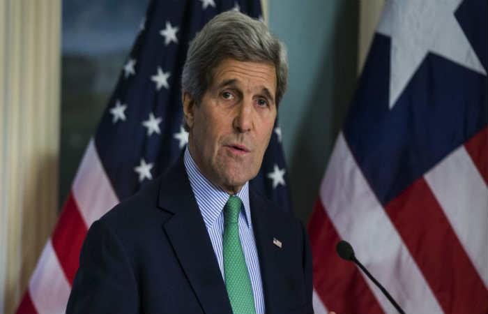 John Kerry,  Secretario de Estado de Estados Unidos. Foto: EFE