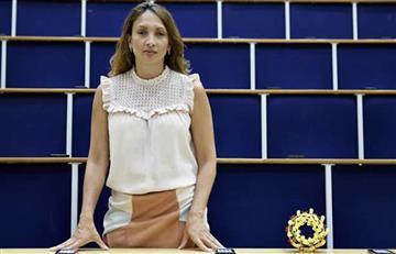Física colombiana ganó la Medalla Maxwell en Londres