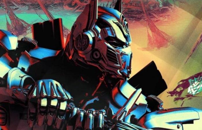 Lanzan el póster oficial de 'Transformers 5'