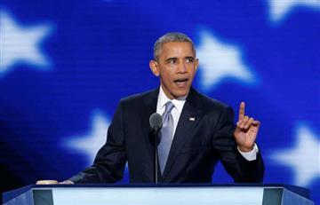 """Obama: Trump """"no está capacitado"""" para ser presidente de EE.UU."""