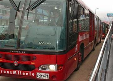 Pasajeros de Transmilenio fueron atacados por habitantes de la calle