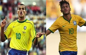 """Rivaldo: """"Neymar llegará a ser el mejor del mundo"""""""