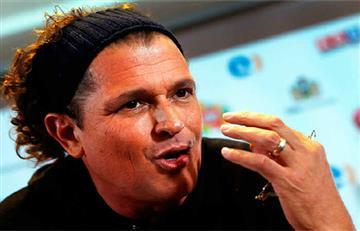 Carlos Vives, persona no grata para el alcalde de Santa Marta