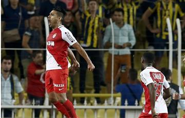 Champions League: Falcao García será titular con el AS Mónaco