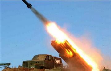 Corea del Norte lanzó dos misiles de prueba