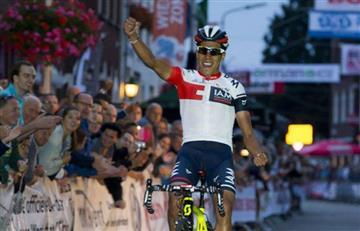 Río 2016: Jarlinson Pantano gana el Draai Van Kaai y llega motivado a los olímpicos