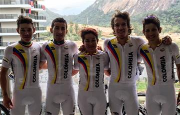 Río 2016: Selección Colombia de ciclismo, con toda en los Olímpicos
