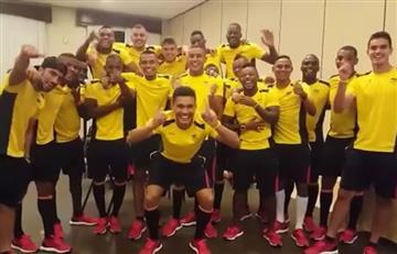 Selección Colombia masculina envió mensaje de apoyo a la femenina