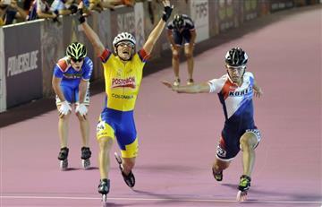 Campeones colombianos de patinaje seguirán sin Juegos Olímpicos