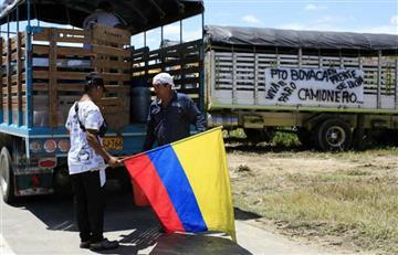 El Gobierno le ha incumplido a los camioneros en Boyacá