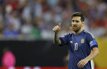 Lionel Messi habría decidido volver a la selección