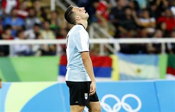 Río 2016: Argentina pierde en su debut los Olímpicos