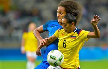 Río 2016: Colombia se estrenó con derrota en el fútbol femenino