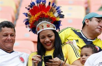 Rio 2016: Esto dijeron del partido de Colombia, en twitter