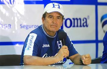 Río 2016: Jorge Luis Pinto ganó en su debut con Honduras