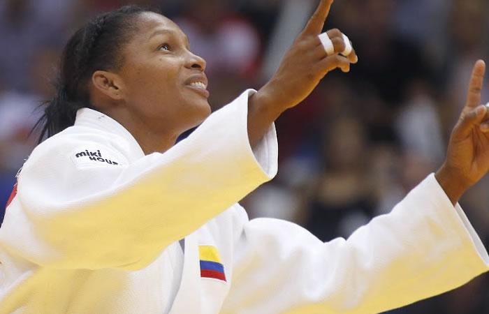 Río 2016: Yuri Alvear abanderada de Colombia en los Olímpicos