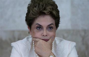 Rousseff queda a solamente dos pasos de su destitución