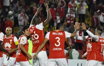 Santa Fe, Junior y Medellín a cuartos de final en la Copa Colombia