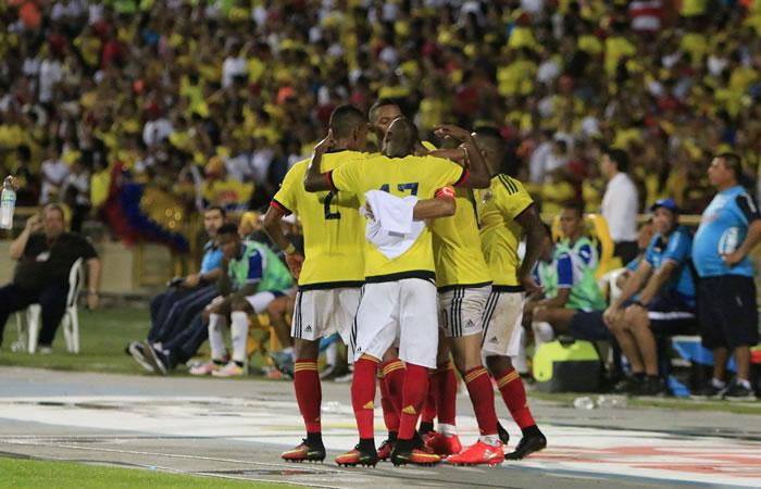 Selección Colombia: Previa, datos y transmisión