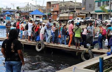 Colombia deportó a 360 inmigrantes irregulares