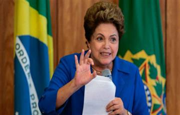 """Río 2016: Dilma Rousseff está """"triste"""" por no asistir a la inauguración"""