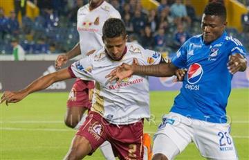 Millonarios, goleado en casa y eliminado de la Copa Colombia