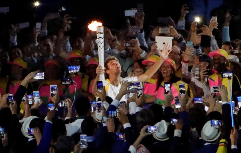 Río 2016: En FOTOS, lo que no se vio de la inauguración