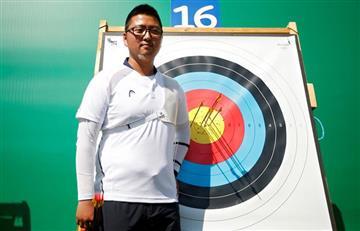 Río 2016: Surcoreano impuso récord mundial en tiro con arco