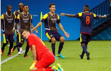 Selección Colombia: Lo que nadie vio de su empate ante Suecia