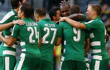 VIDEO: Gol de Víctor Ibarbo en la Liga de Europa