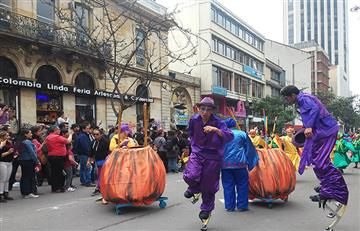 Bogotá celebra sus 478 años con actividades culturales
