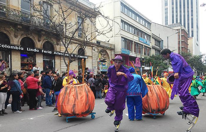 Actividades culturales para celebrar cumpleaños de Bogotá. Foto: Interlatin