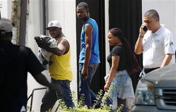 Haitianos procedentes de Brasil acentúan crisis de inmigrantes en Colombia
