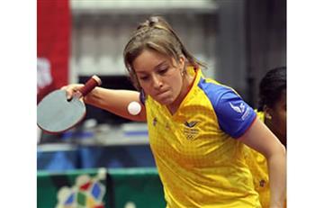 Río 2016: La colombiana Lady Ruano cae en tenis de mesa