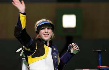 Río 2016: La primera medalla de oro es para Virginia Thrasher de Estados Unidos