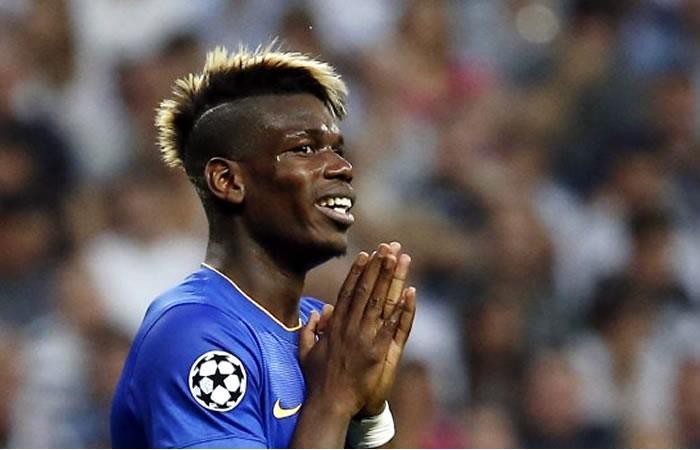 Manchester United hace oficial el traspaso de Paul Pogba