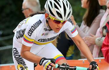 Río 2016: Ana Sanabria no tuvo su mejor actuación en ciclismo de ruta